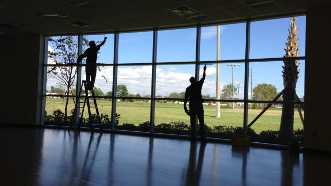 Get Sparkling Windows With Expert Cleaning Services