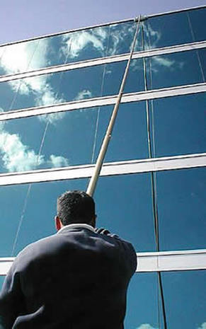 Get Sparkling Windows With Residential Window Cleaning Services