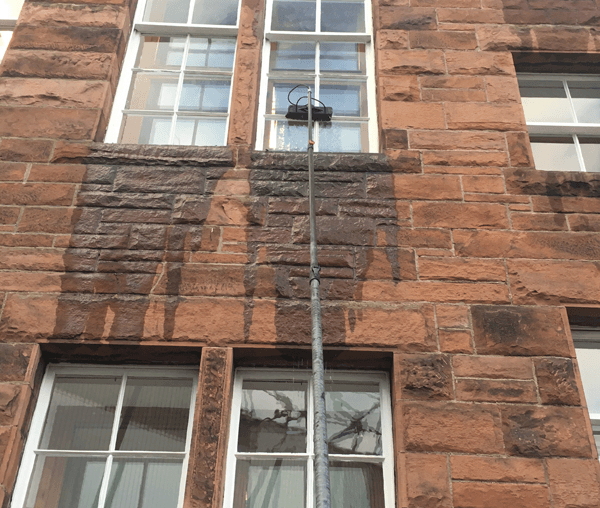 Commercial Window Cleaning Services Dublin